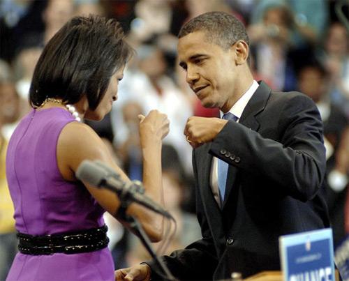 Những hình ảnh để đời của Tổng thống Obama-11