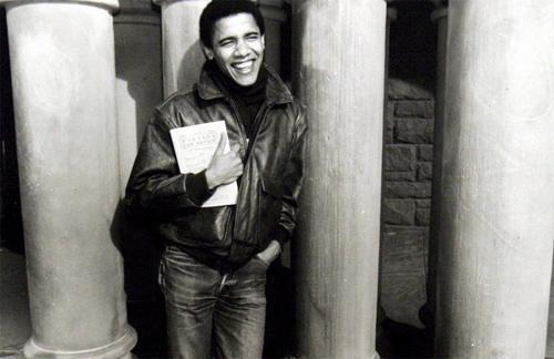 Những hình ảnh để đời của Tổng thống Obama-7