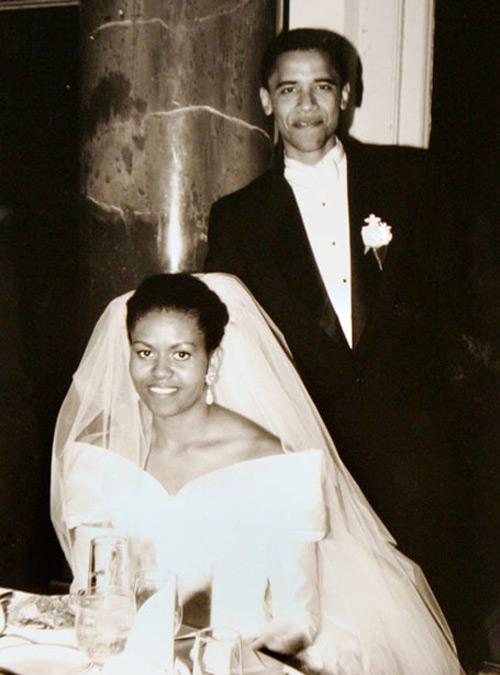 Những hình ảnh để đời của Tổng thống Obama-8