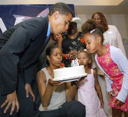 Những hình ảnh để đời của Tổng thống Obama-9