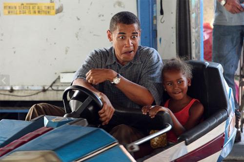 Những hình ảnh để đời của Tổng thống Obama-10