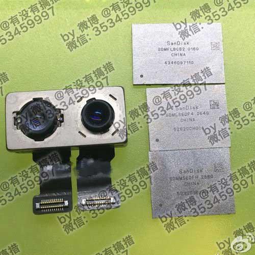 iphone 7 plus bo nho trong 256gb, camera kep lo dien - 2