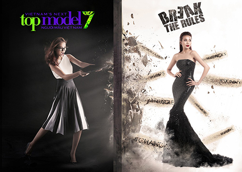 lo dien giam khao thu tu cua vietnam's next top model 2016 - 3