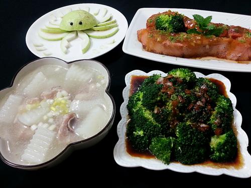 Bữa cơm ngon miệng cho ngày hè - MN25660-5