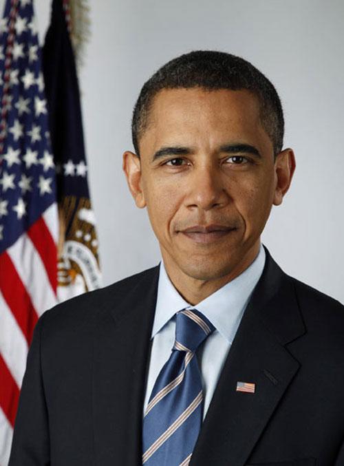 Những hình ảnh để đời của Tổng thống Obama-15