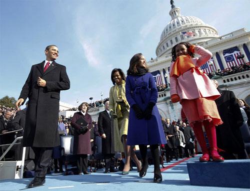 Những hình ảnh để đời của Tổng thống Obama-16