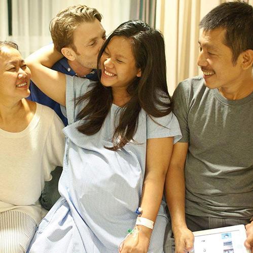 Phương Vy Idol hạnh phúc bên con gái 3 tuần tuổi-3