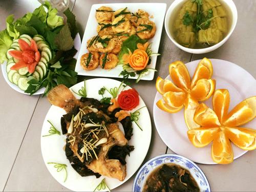 Bữa cơm ngon miệng cho ngày hè - MN12930-4