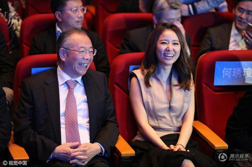 Hậu tuyên bố hẹn hò, Lâm Tâm Như lộ diện tại sự kiện - 2