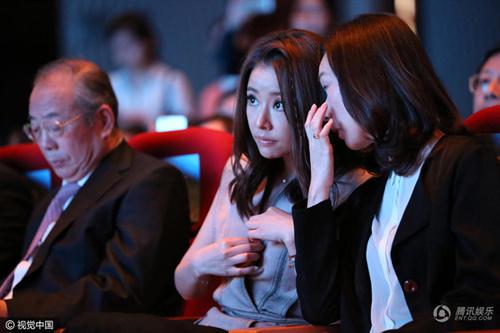 Hậu tuyên bố hẹn hò, Lâm Tâm Như lộ diện tại sự kiện - 3