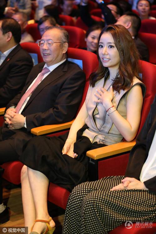 Hậu tuyên bố hẹn hò, Lâm Tâm Như lộ diện tại sự kiện - 4