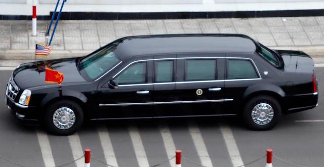 Khám phá dàn siêu xe chở Tổng thống Obama ở Sài Gòn-5
