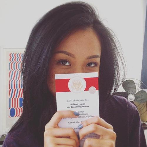 Những sao Việt có cơ hội được gặp Tổng thống Mỹ Obama-12