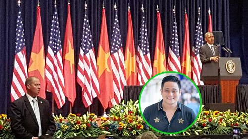 Những sao Việt có cơ hội được gặp Tổng thống Mỹ Obama-3