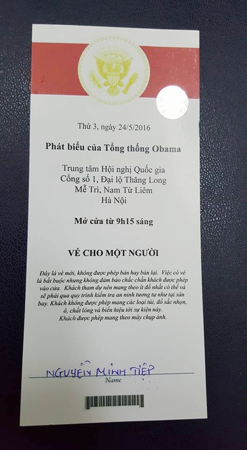 Những sao Việt có cơ hội được gặp Tổng thống Mỹ Obama-4