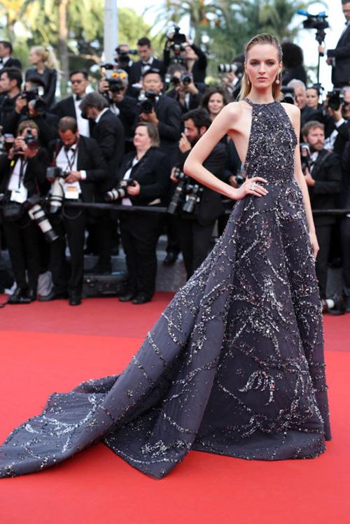 Những chiếc váy gây tốn giấy mực nhất tại Cannes 2016 - 11