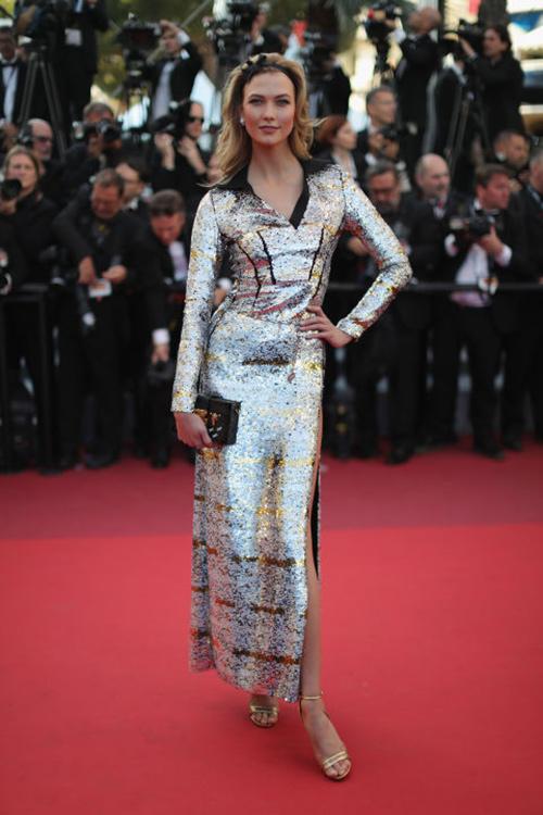 Những chiếc váy gây tốn giấy mực nhất tại Cannes 2016 - 10
