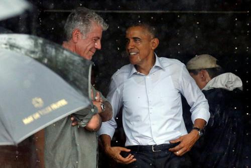 Hình ảnh Obama đến Việt Nam qua lăng kính quốc tế-2