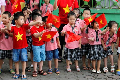 Hình ảnh Obama đến Việt Nam qua lăng kính quốc tế-6