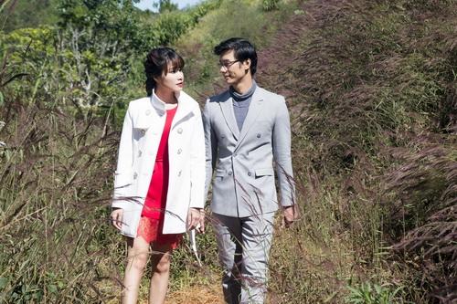 """ban trai ngoc lan """"doi dau"""" nhan phuc vinh trong phim - 4"""