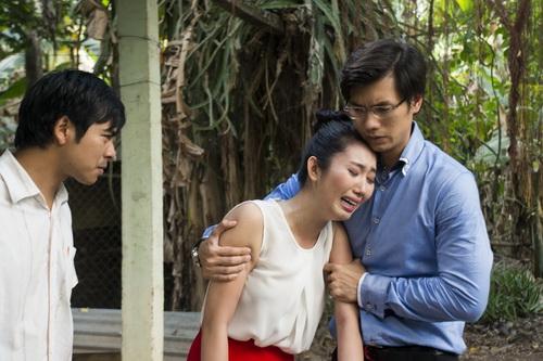 """ban trai ngoc lan """"doi dau"""" nhan phuc vinh trong phim - 8"""
