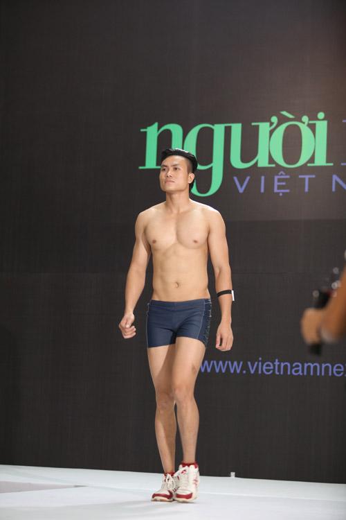 vntm 2016: thi sinh mat xinh, dang chuan do dang voi dan trai 6 mui - 18