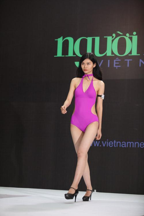 vntm 2016: thi sinh mat xinh, dang chuan do dang voi dan trai 6 mui - 5