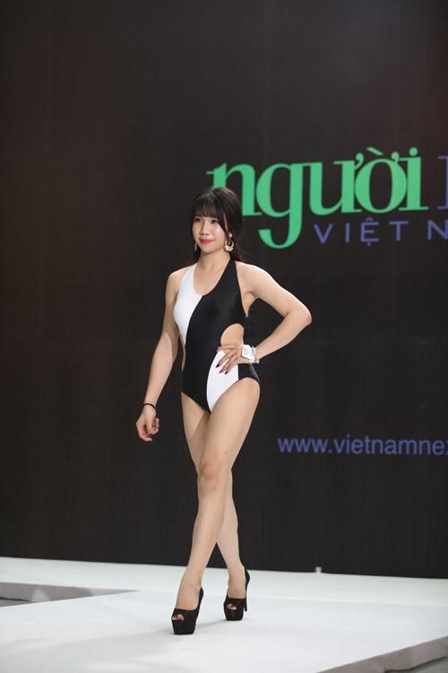 vntm 2016: thi sinh mat xinh, dang chuan do dang voi dan trai 6 mui - 3