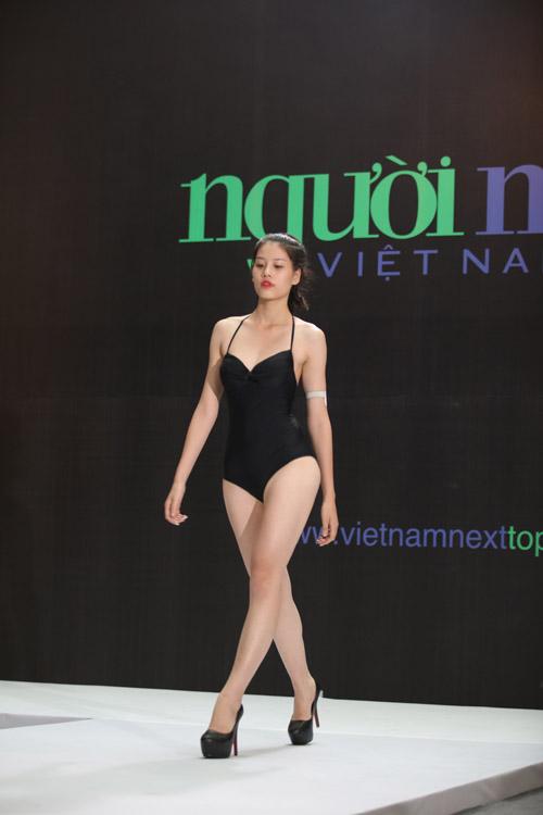 vntm 2016: thi sinh mat xinh, dang chuan do dang voi dan trai 6 mui - 2