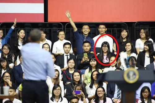 nu sinh 2 lan vinh du duoc gap tong thong obama - 3