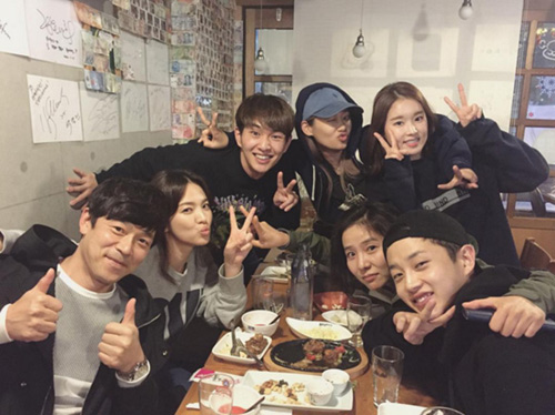 """song hye kyo: """"dong phim 20 nam, gio toi da gia roi"""" - 4"""