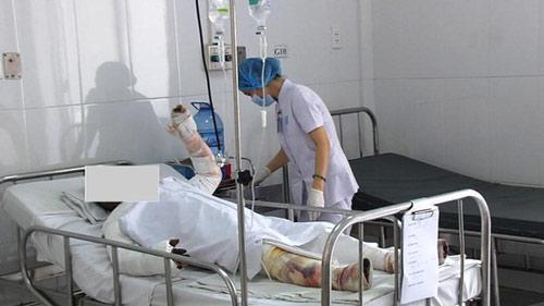 Thêm một nạn nhân trong vụ tai nạn ở Bình Thuận tử vong-1