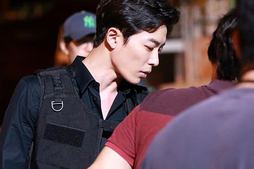 kim jae wook hoa hon ma sieu dang yeu trong phim moi - 2