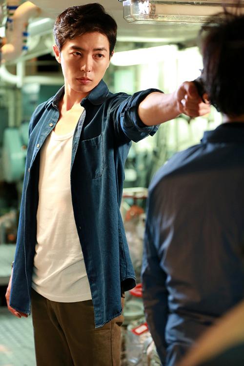 kim jae wook hoa hon ma sieu dang yeu trong phim moi - 4