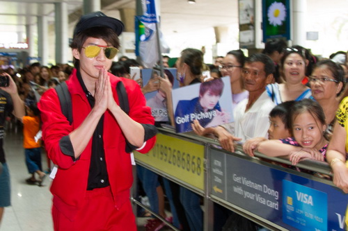 """my nam """"tinh yeu khong co loi"""" lien tuc """"tu suong"""" cung fan viet - 7"""