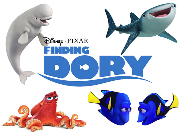 """finding dory"": hanh trinh tim lai tuoi tho cua co ca hay quen - 3"