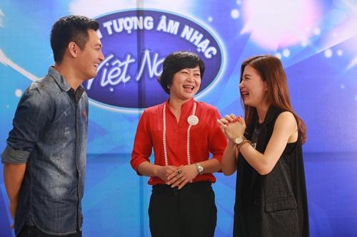 thi sinh di thi vietnam idol de mong muon... tim lai vo - 14