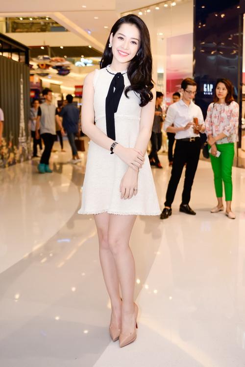"""chi pu """"chan ngan"""" van khong """"lu mo"""" canh pham huong - 7"""