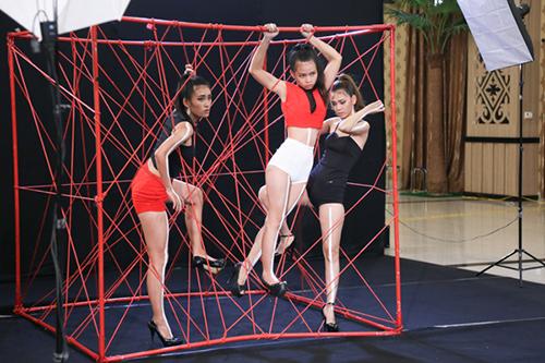 lan dau tien thi sinh 1m57 vuot qua so khao next top - 5