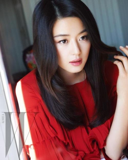 """jeon ji hyun """"cap ke"""" lee min ho, day gia ban phim len troi - 3"""
