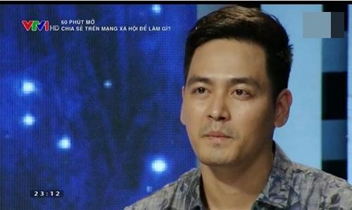 "mang xa hoi day song ve chuong trinh ""60 phut mo"" cua vtv - 1"
