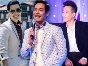 Làng sao - Đọ độ hot trên MXH của Phan Anh, Trấn Thành và loạt nam MC