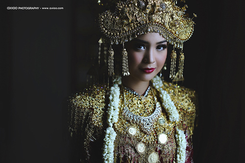 "nguong mo dam cuoi ""dat"" vang cua tai tu indonesia - 8"