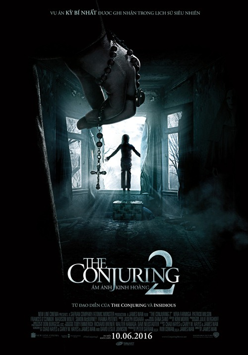 """the conjuring 2"": su tro lai cua con ac mong kinh hoang nhat thap ky - 1"