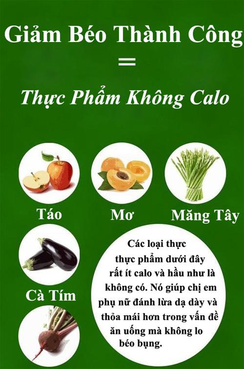 43 thuc pham it calo cho ban giam can hoan hao - 1