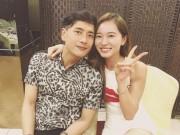 Làng sao - Huỳnh Tông Trạch hẹn hò với sao nữ TVB 17 tuổi
