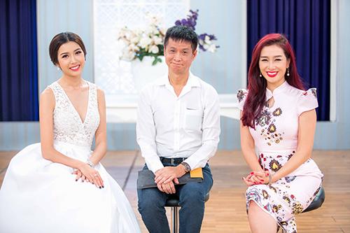 thuy van huan luyen thi sinh hoa khoi ao dai ung xu truoc chung ket - 10