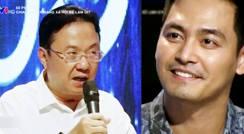 2 talkshow viet hung chiu phan ung gay gat nhat cua du luan - 1