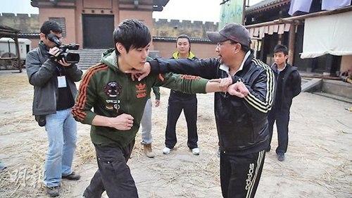 """7 """"cong than"""" dong phim vo thuat hong kong - 4"""