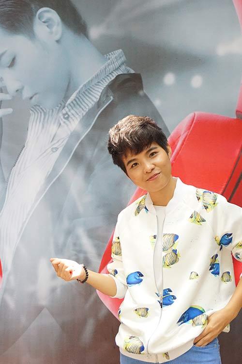 """fan nu """"phat cuong"""" vi vu cat tuong - 2"""